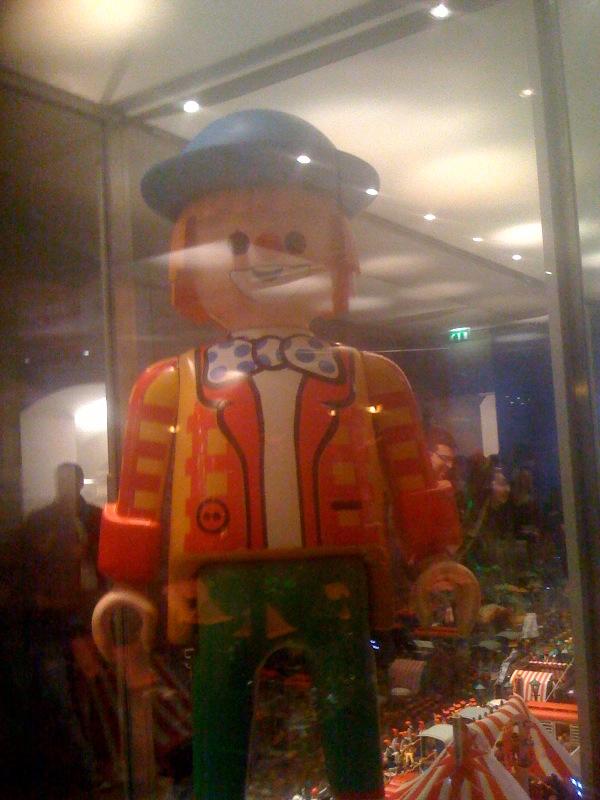 Playmobil géant